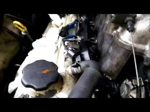 99 Isuzu Trooper Engine Replacement