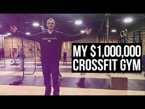 MY $1,000,000 DOLLAR CROSSFIT GYM