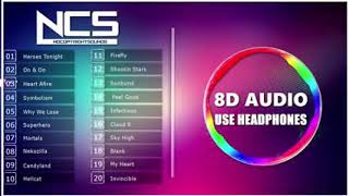 2019 8d audio top 20 most popular songs most viewed songs ncs WxqwDvNDOa4 240p