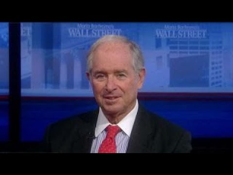 US, China trade war won't help anybody: Stephen Schwarzman
