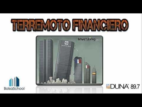 Radio DUNA - Terremoto Financiero - El Derrumbe del Deutsche Bank Explicado - Gonzalo Cañete.
