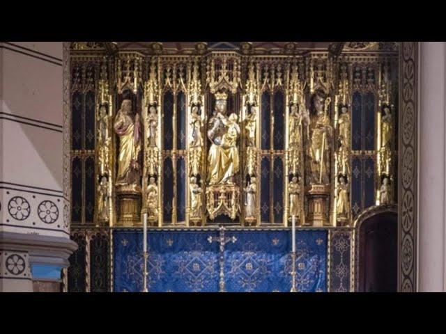 Mass on the 21st of September