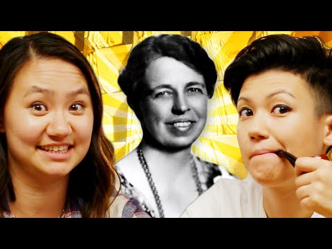 Was Eleanor Roosevelt Bisexual?