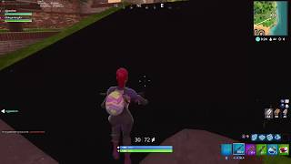This bug is WEIRD.. - Fortnite Battle Royale - Xbox One