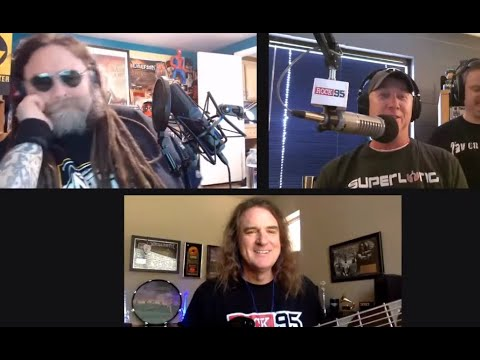 David Ellefson gave update on MEGADETH/LAMB OF GOD tour - interview posted