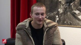 В гостях SPB.AIF.RU - актер Сергей Волков