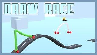 Draw Race - рисованые гонки для iOS