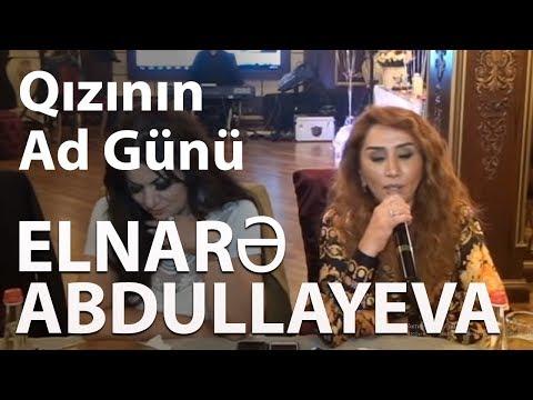 Elnarə Abdullayeva Super Canlı İfa  Qızının Ad Günündə (Sintez Vasif)  #elnarəabdullayeva