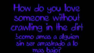 how do you love someone-ashley tisdale- ingles español
