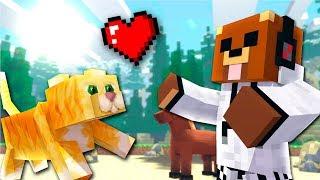 ESTE GATO ESTÁ MAMADISIMO | Minecraft #16
