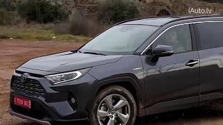 Jaunais Toyota Rav4 Auto Tests 2019, 2020 - Iauto.Lv