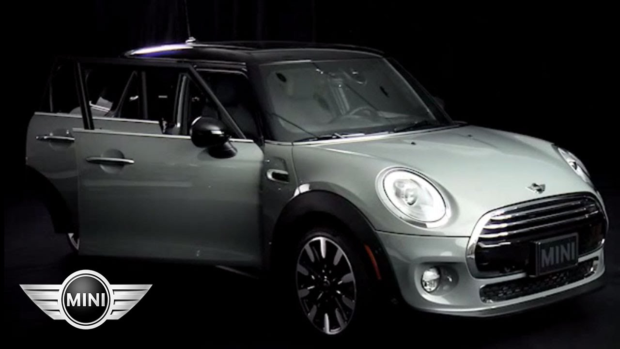 MINI USA | MINI Hardtop 4 Door | New Features - YouTube