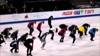 2015.11.01   Skate Canada   羽生結弦 Yuzuru Hanyu Gala Finale Rehearsal