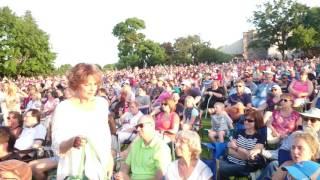 Crowd 360 at Peterborough Musicfest - Serena Ryder - June 25, 2016
