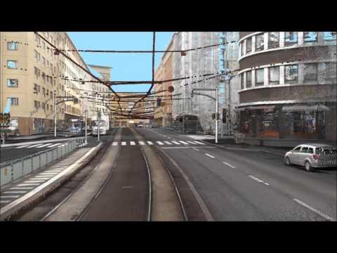 LIDAR 3D City Model