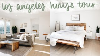 Our Official Los Angeles House Tour!!