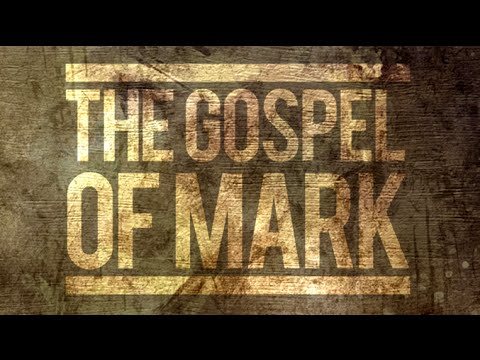 The Gospel According to Mark Chapter 1