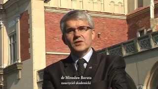 Wybory 2015 - Kandydat PiS Mirosław Boruta.