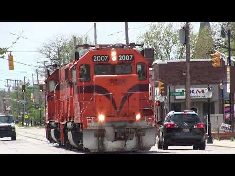 Street Running Trains!