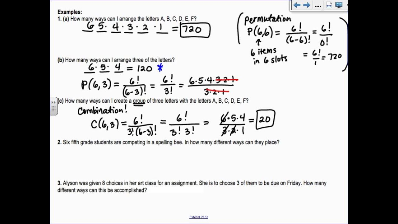 medium resolution of Section 12.1 - Fundamental Counting Principle
