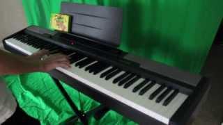 the druids prayer-piano