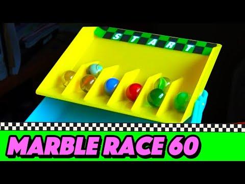 Marble Race 60 (Season 6 finale!)