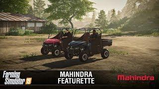 Farming Simulator 19 | Mahindra Retriever Featurette