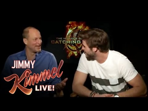 Woody Harrelson Didn't Realize Liam Hemsworth Was Brothers with Chris Hemsworth