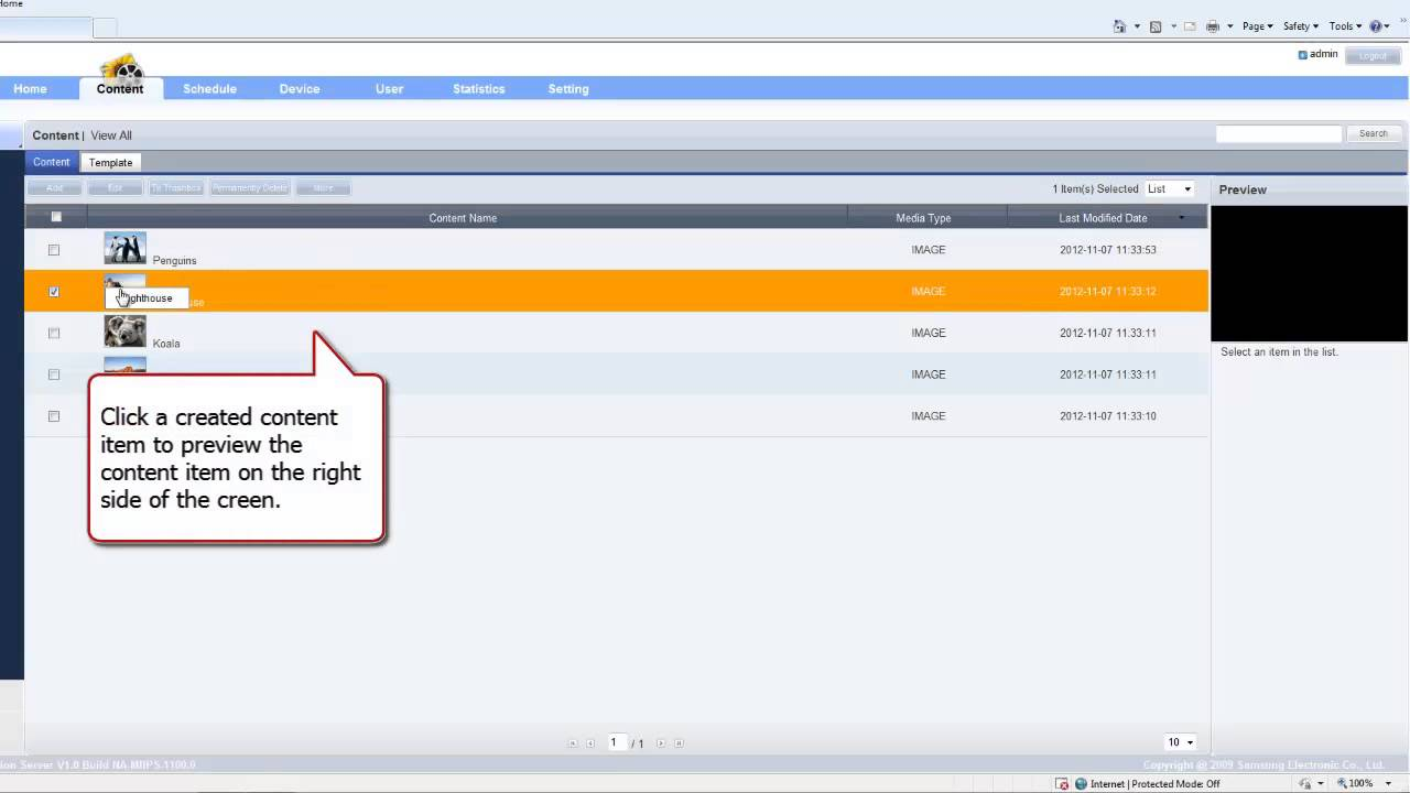 1 6 MI VideoWall - LiveCaster by SamsungEDO