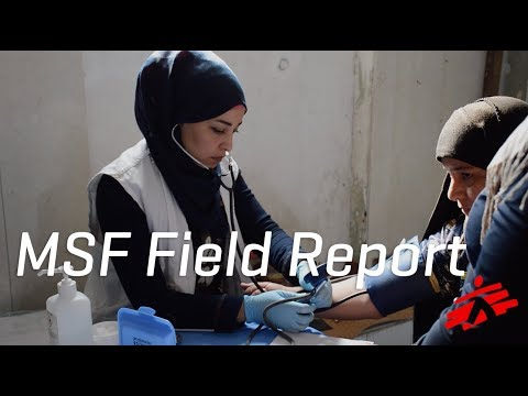 Providing Health Care to Returnees in Post-Conflict Hawija, Iraq