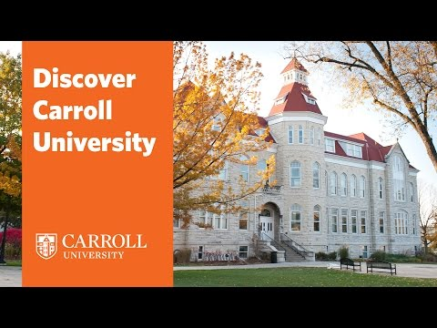 Discover Carroll University