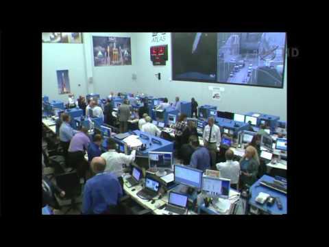 MAVEN Launch via Atlas V 401