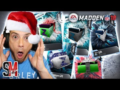 Premium Gift Opening! New Limited Edition OOP - Madden NFL 18 Pack Opening