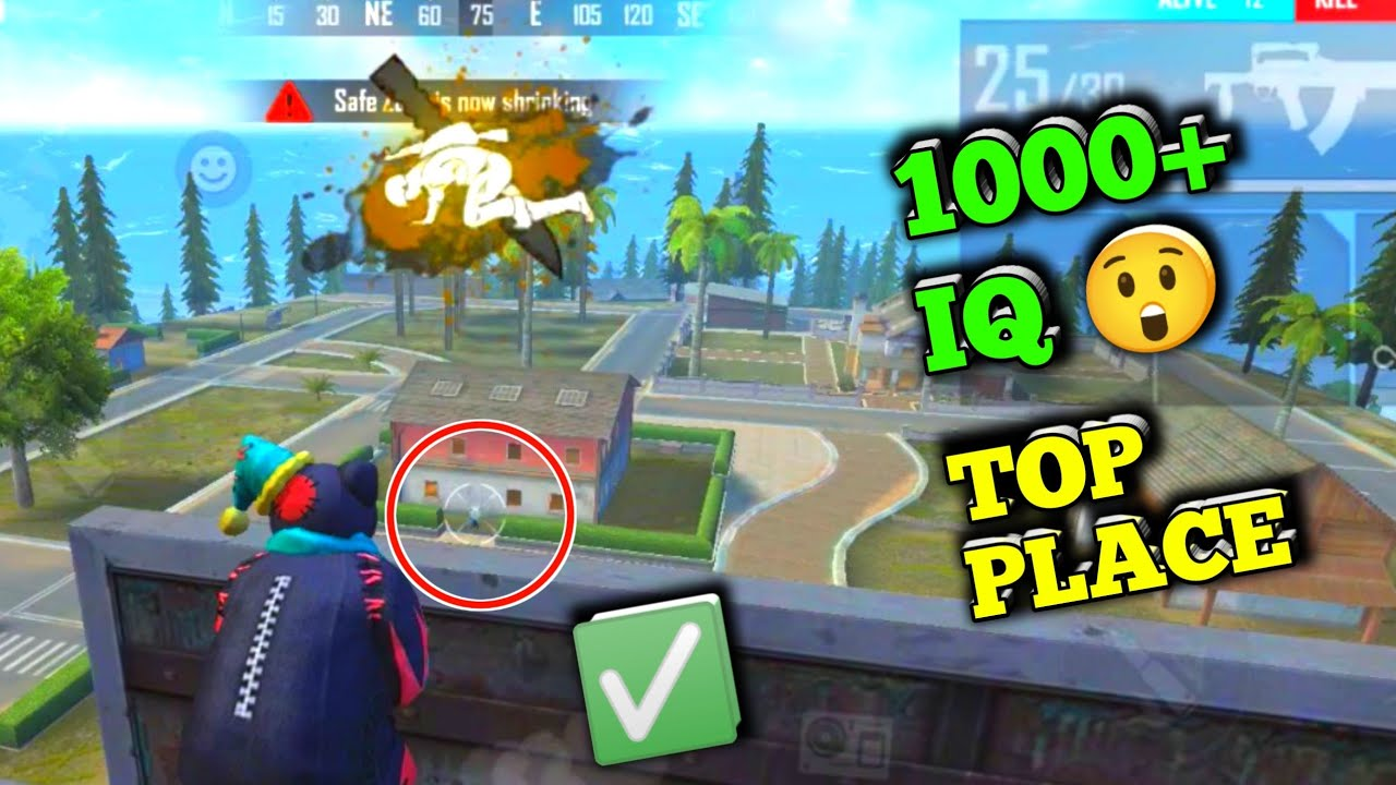 Download I looted 😁 the enemy's airdrop and killed him - in Free Fire #Shorts #Short