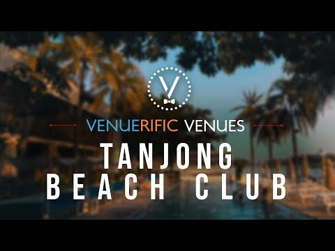 Tanjong Beach Club - Best Beach Venue For Events