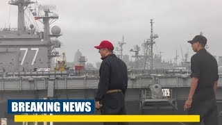 Why US Aircraft Carrier Harry S. Truman BACK at Sea, again?