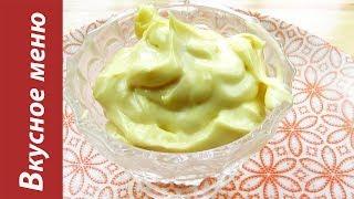 Домашний майонез Провансаль/Home-made mayonnaise.Provencal