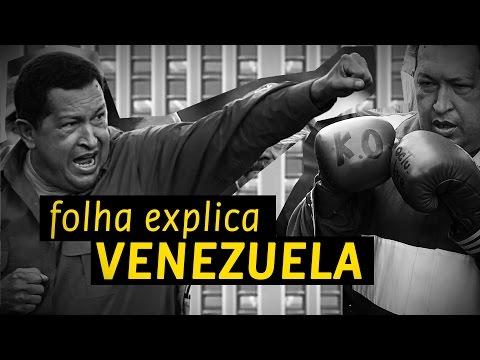 Como a Venezuela entrou em crise? - Folha Explica #1