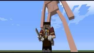 この動画は、進撃の巨人にでてくる巨人がmobとして追加されるMODと、立体機動装置が追加されるMODの解説です。 進撃の巨人MOD⇒http://forum.minecraftuse...