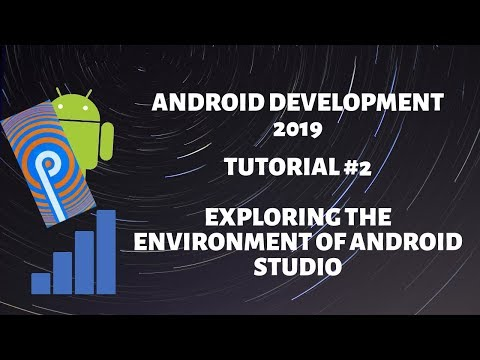 Android Development  2019 - 2. Exploring Android Studio Environment thumbnail