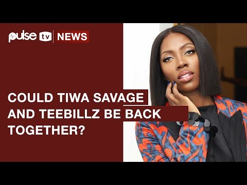 Tiwa Savage and TeeBillz Back Together? Couple Spotted Together at Ibadan | Pulse TV News