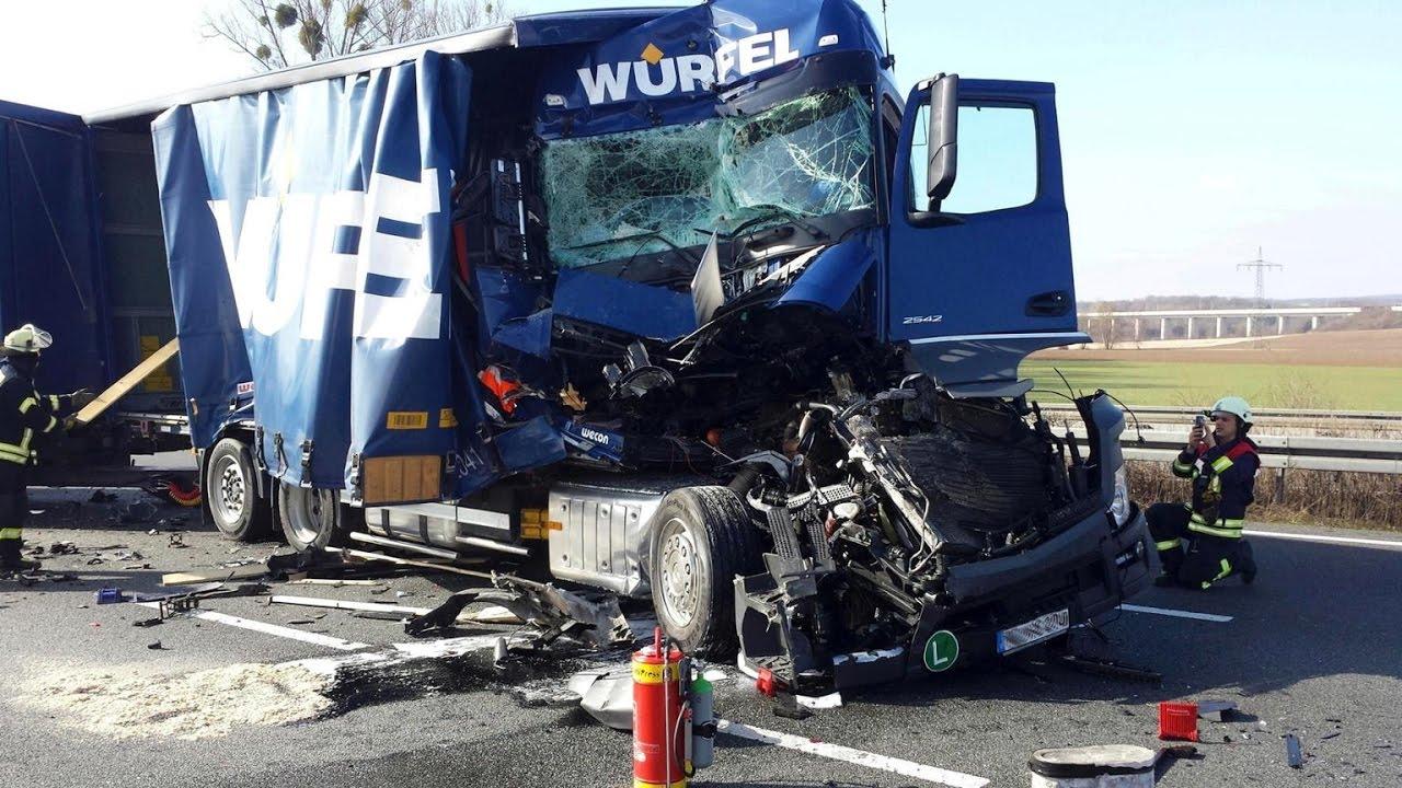 Unfälle Aktuell Autobahn