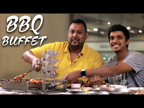 UNLIMITED BBQ BUFFET | BBQ PRIDE | Hyderabad