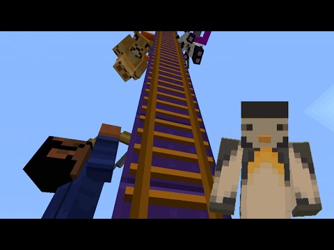 Minecraft Xbox: King of the Ladder