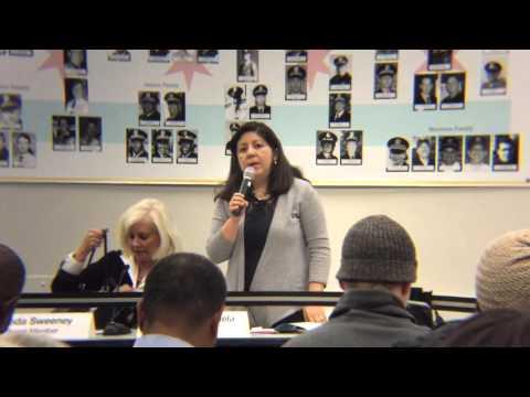 01/21/2016 Chicago Police Board Public Meeting Regarding Superintendent Selection