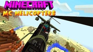 Como Instalar MC Helicopter Mod 1.7.10