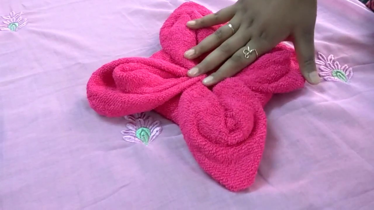 Towel art how to make flowers with a towel how to make flowers towel art how to make flowers with a towel how to make flowers izmirmasajfo