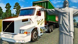 Rio de Janeiro - Euro Truck Simulator 2