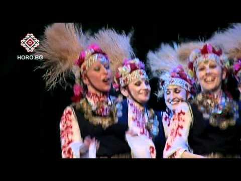BG FOLK DANCE MASTERS - SOFIA REGION PART 1