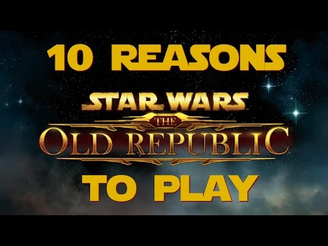 10 Reasons To Play Star Wars The Old Republic